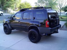 Picture of 2002 Nissan Xterra XE Supercharged exterior Nissan Pathfinder 2007, Nissan Xterra, Truck Accessories, Toyota Land Cruiser, Cars And Motorcycles, Dream Cars, 4x4, Offroad, Dream Machine