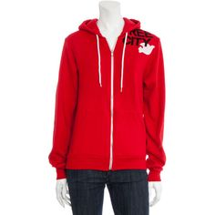 Free City Free City Zipper Hoodie ($148) ❤ liked on Polyvore