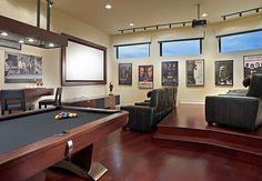 107 Best Recreational Room Ideas Images Basement Ideas Rec Rooms