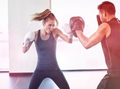 Boxing is a great way to add exercise to your life and feel like a total badass!