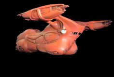 """Battle Beyond The Stars Ship 