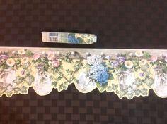 113360 Swan Shelf Wallpaper Border | Laundry Room Ideas ...