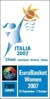 Ufficio stampa Europei di Basket Femminile Chieti 2007