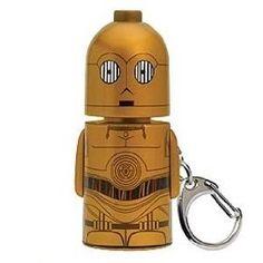 Star Wars C-3PO Stack-Ems Keychain