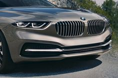 BMW Pininfarina Gran Lusso Coupe - Google Search