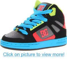 Little Kid//Big Kid DC Rebound Skate Shoe