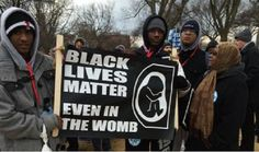 """Black leaders challenge Clinton on abortion: """"Don't black lives matter?"""" // """"Black babies are dying at terrifying rates. How do you justify your unconscionable silence in the face of such destruction of innocent black life?"""""""
