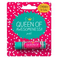 Buy Happy Jackson Queen Lip Balm, from our Lip Care range at John Lewis & Partners. Jolly Rancher Sticks, Lip Care Tips, Dry Lips, Your Lips, Online Gifts, Lip Balm, Gifts For Her, Jackson, Messages