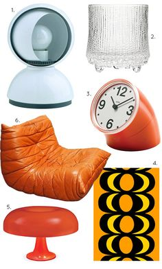 Mad Style: Our Favorite Designs of the Late 60s and Early 70s – Design*Sponge