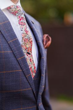 Styling is more like trial and error. You will not get it right first time. The key is to try the most unlikely things together because if they work together  then that's a discovery. #discovery is more #exciting than an #invention. Marc Darcy Jenson Suit with Liberty Chive Tie