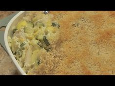 Squash Casserole That Will Soothe Your Soul - YouTube