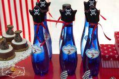 Decoração Provençal - Festas Personalizadas, Provençal e Clean : Jake e os Piratas