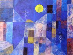 Moon Light , 1919 Paul Klee
