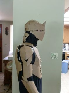 Cardboard Armor proto right by ~Ourobouros434 on deviantART