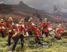 Conte British Troops - Zulu War Diorama by Joe (a.k.a. The Lt.)