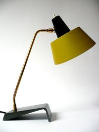 1960s Desk Table Lamp- Stilnovo