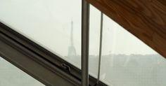 Ces barres ont voulu être à la hauteur ( de la Tour Eiffel )