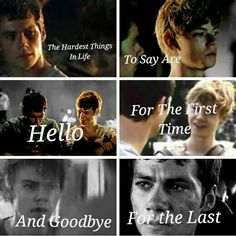 My heart broke into tiny pieces when reading TDC but its broken even more now😭 Maze Runner Quotes, Maze Runner Funny, Maze Runner Trilogy, Maze Runner Cast, Maze Runner Thomas, Maze Runner Movie, Maze Runner Series, Thomas Brodie Sangster, The Scorch Trials