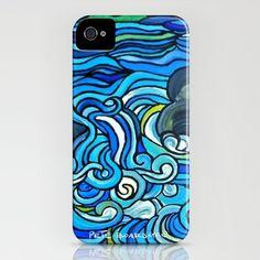 HIGH WATER iPhone Case by Pete Boardman - $35.00