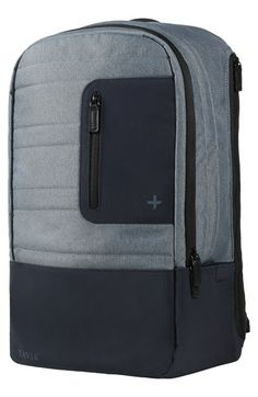 Free shipping and returns on TAVIK 'Daley TripleFin' Backpack at Nordstrom.com. A well-organized, three-compartment interior helps you keep all your gear in its place with this sleek, modern backpack fitted with a padded, breathable back panel for all-day comfort on your commute to work or trek around campus.