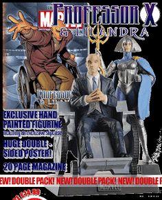 "Submundo HQ: Miniaturas Marvel: Série ""MEGA"" Especial + ""Double Pack"" (Lista Completa)!!!"