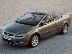 Papel de Parede - Ford Focus Conversível