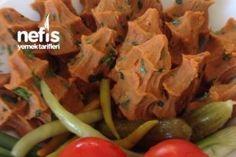 Mercimekli Köfte (Bulgursuz) Glutensiz – Nefis Yemek Tarifleri – Pratik yemekler – The Most Practical and Easy Recipes