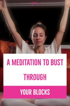In this video I teach a Kundalini meditation called Ego Eradicator, which will help you bust through blocks. This meditation opens you up to your inner awesomeness and intuition. So go ahead and click through this pin to get started with mediation. Kundalini Meditation, Meditation For Anxiety, Morning Meditation, Meditation For Beginners, Meditation Benefits, Meditation Techniques, Spiritual Meditation, Meditation Quotes, Daily Meditation