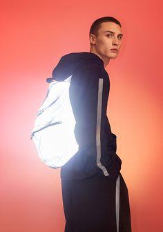 If x Weekday reflex backpack