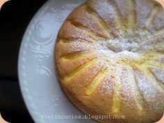 Vivi in cucina: Torta al limone tipo Mulino Bianco