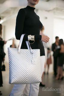 29481af0b25c4 JillMilanFall2012Reception An Evening for Jill Milan Fall 2012 Collection  Luxury Bags