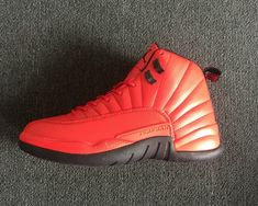 47f8a623cca Latest Air Jordan 12 Bulls Gym Red Black 130690-601 - Mysecretshoes New  Nike Air