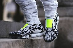 Find out all the latest information on the ACRONYM x Nike Air VaporMax Moc 2  Black White. The Latest Sneakers caf264bc0