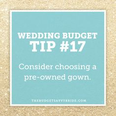 This post is partof a recurring series here on BSB – we sharea wedding budget tip every Tuesday to help you save money on your wedding! You can also see