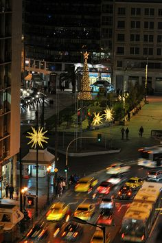 Season's greetings from Athens by Visit Greece, via Flickr