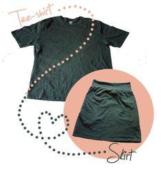 T Shirt Shirt DIY