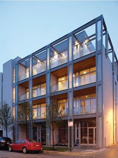 modern condo building architecture in chicago - Google Search