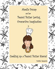 Glow Tours - showcasing your book on social media: Amelia Frump & Her Peanut Butter Loving, Overactiv...