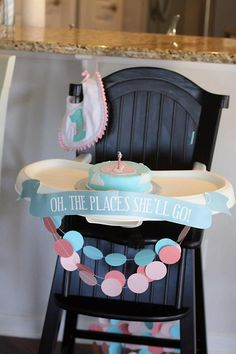 up, up & away 1st birthday {prettiest print shop via shop sweet lulu}