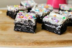 My favorite brownie recipe ... Fudgy and yummy!!