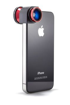 Lens attachment for iPhone.....could this mean I might not need that pricey Nikon I have my eye on.....