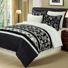 Welcome Industrial Dena 8 Piece Comforter Set Comforter Sets