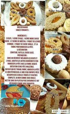 Laura Soummani's media content and analytics Pistachio Biscotti, Middle Eastern Desserts, Arabic Food, Dessert Bars, Eid, Cookie Recipes, Sweet Treats, Food And Drink, Tasty