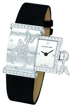 Van Cleef & Arpels. I so do want it but I know there are better things to buy.
