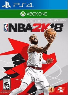NBA 2K18 For (PlayStation 4-Xbox One) -Early Tip-Off Edition- Brand NEW #Playstationtips #playstation4 #xboxtips