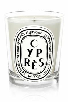 Diptyque-Cypres-Candle,$60