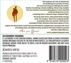 2012 Are You Game? Chardonnay 750 mL - http://gwinestore.com/2012-are-you-game-chardonnay-750-ml/