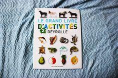 Le grand livre dactivités Deyrolle de chez Gallimard