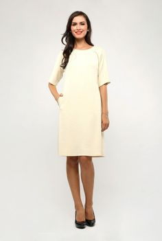 Rochie dreapta ivoire SR01LA -  Ama Fashion Cold Shoulder Dress, White Dress, Dresses, Fashion, Vestidos, Moda, Fashion Styles, The Dress, Fasion