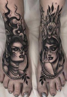Scary Tattoos, Head Tattoos, Time Tattoos, Cover Up Tattoos, Body Art Tattoos, Horror Tattoos, Filigree Tattoo, Gothic Tattoo, Wild Tattoo